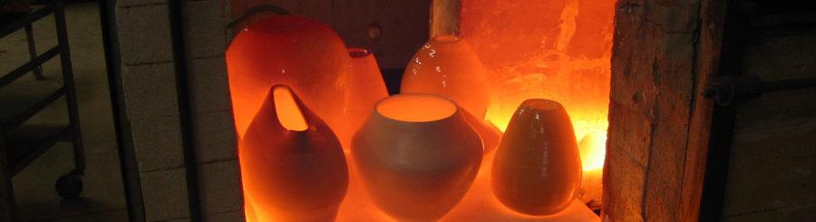 Úředníčkovi - muflové pece, výpal keramiky